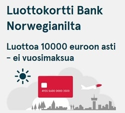 Norwegian Bank Korko